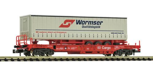 FLEISCHMANN N 845346 Känguruwagen DBAG Wormser Epoche V-VI NEU/&OVP