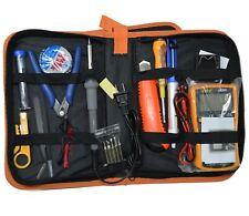 150W 110V Heat Pen Chisel Tip Welding Solder Soldering Iron Kit Electronic Tool