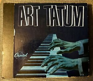 ART-TATUM-Self-Titled-1949-Capitol-3-record-Album-CC-216
