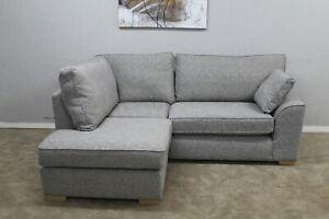 Next-Stamford-Boucle-Weave-Light-Grey-Fabric-3-Seater-Corner-Sofa