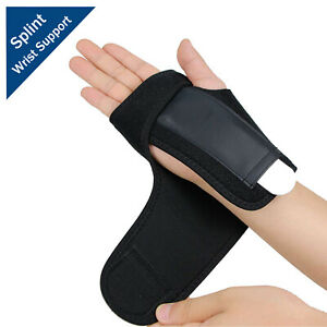 Right-Left-Wrist-Hand-Brace-Support-Splint-Carpal-Tunnel-Sprain-Arthritis-Sports
