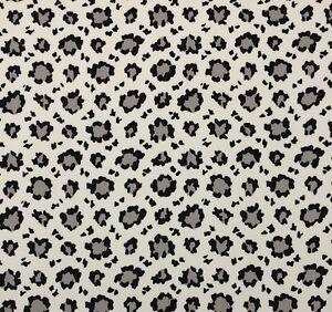 """SCHUMACHER WILLAMSBURG RANDOLPH LEOPARD RUBY RED #D4039 Fabric BY YARD 54/""""W"""