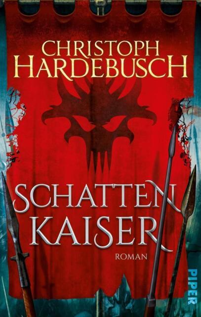 Christoph Hardebusch - Schattenkaiser - Großformat - UNGELESEN