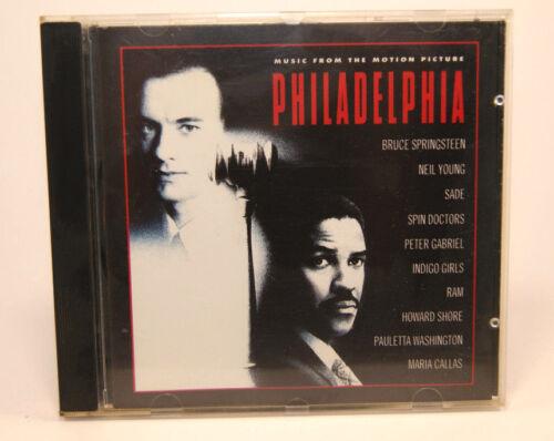 1 von 1 - Philadelphia - The Motion Picture - Soundtrack -