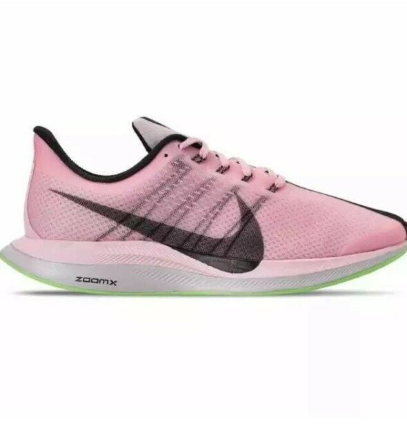 super popular 576ed caf1e Nike Wmns Zoom Pegasus 35 Turbo Pink Black Womens Running Shoes AJ4115-601  sz 9