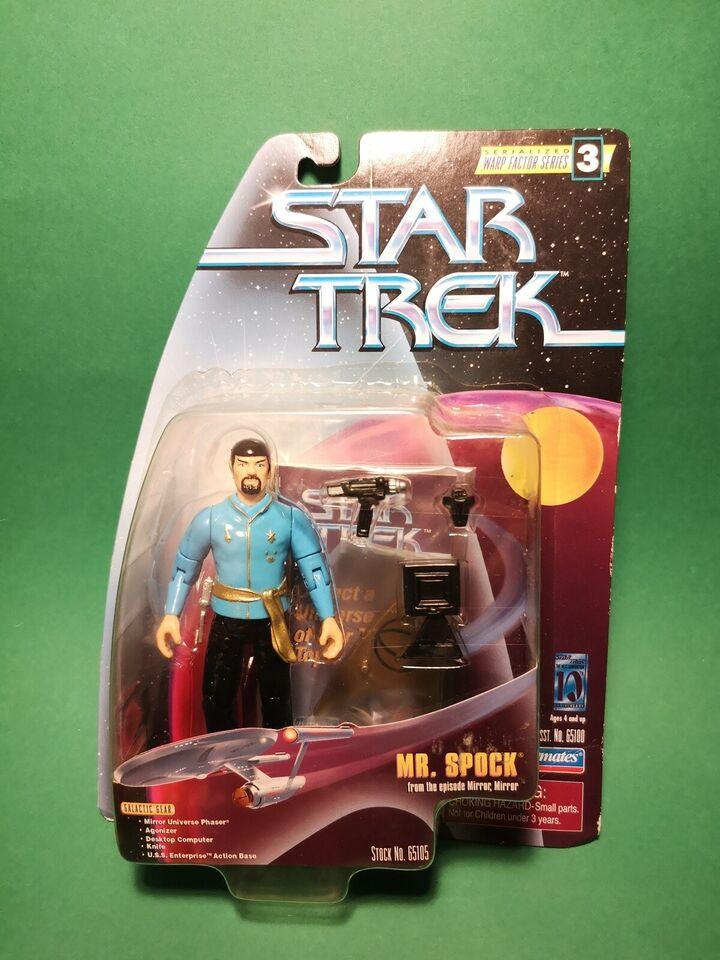 Star Trek - Mr. Spock, Playmates