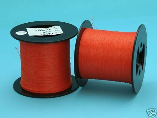 Orange weich 1.27 mm Gamma Tennissaite TNT² 12,2 m Set 17 armschonend