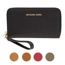 Michael Kors Jet Set Travel Large Smartphone Wristlet - Choose color