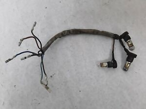 YAMAHA-CT2-CT3-175-72-73-TACHOMETER-LIGHT-SOCKET-CORD-ASSY