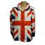 Summer Jacket Spring Lightweight Union Jack Coat