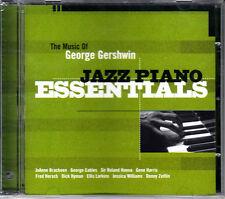 Music of George Gershwin - Jazz Piano Essentials CD 2000