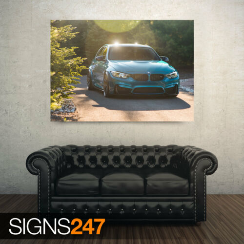 9215 BMW M3 Photo Picture Poster Print Art A0 A1 A2 A3 A4