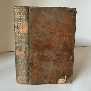 Abelly La Corona Di Anno Cristiana O Meditazioni T.1 Lione Rusand 1793