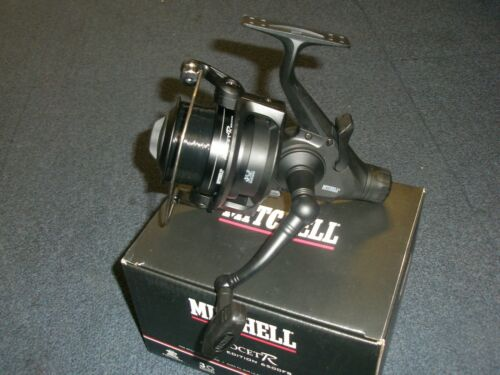 Mitchell Avocet R 6500 FS Freespool Fishing Reel Preloaded with Line