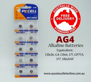 PK-CELL-Quality-AG4-Alkaline-Batteries-1-5-V-10-pieces-Aussie-Outlet-Online