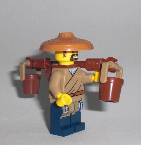 LEGO Ninjago Shen-Li Figur Minifig Shen Li Mantarochen Flieger Hai 70609