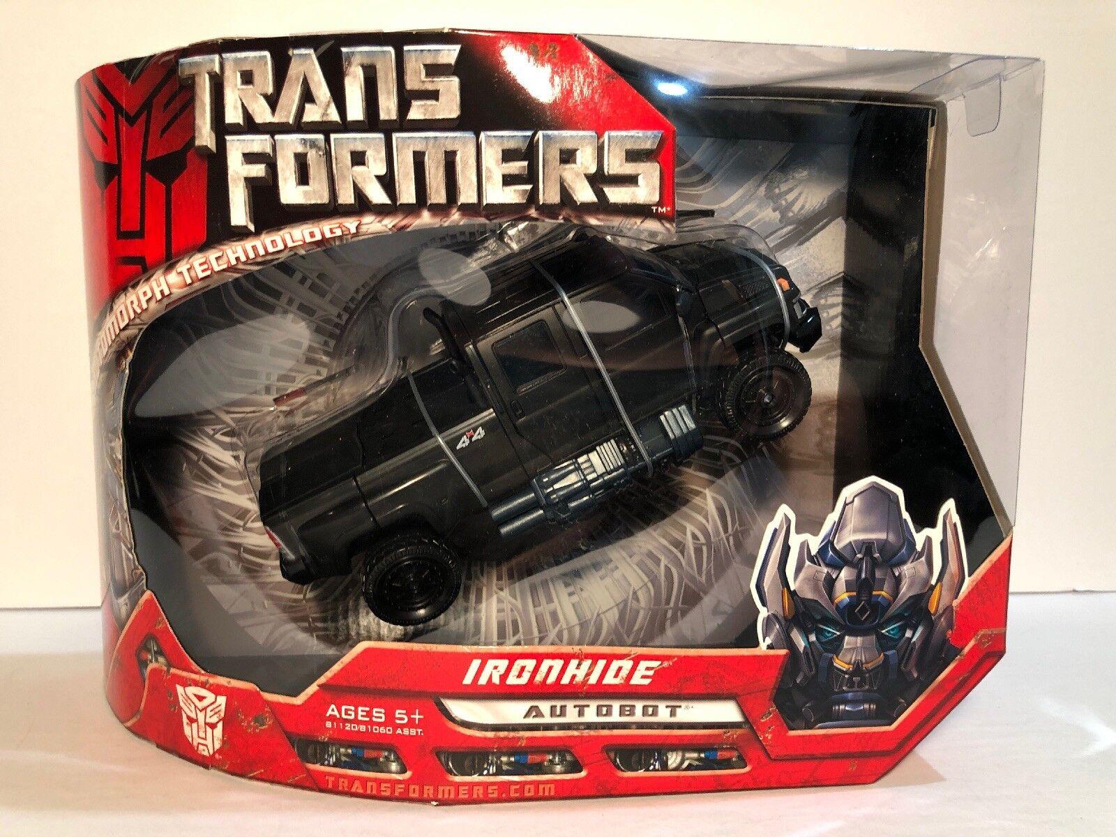 Hasbro Transformers Película Voyager  Ironhide Figura De Acción