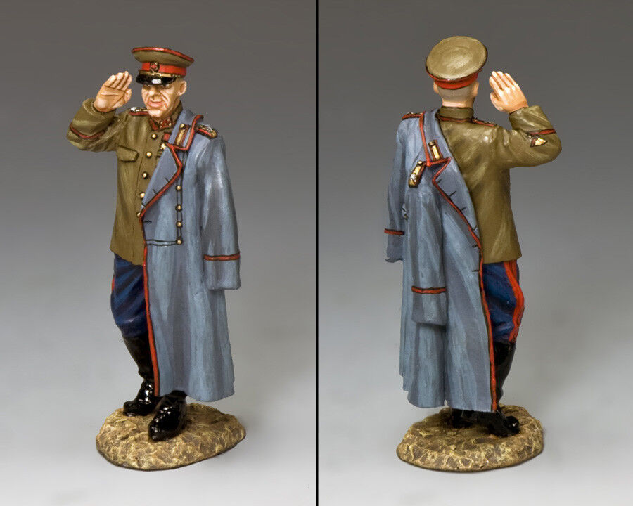 KING AND COUNTRY Red Army Marshal Georgy Zhukov WW2 RA59 RA059