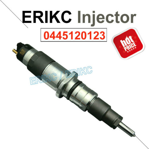 OEM 4937065 Dongfeng Cummins Engine ERIKC Bosch Injector 0445120123 for DCEC