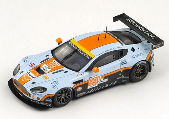 2012 Aston Martin Vantage Vantage Vantage No. 99 Aston Martin Racing LM by Spark S3740 d6bf92