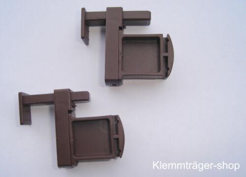 estor enrollable soporte de persiana Klemmhalterung para persiana persiana fijación sin taladrar