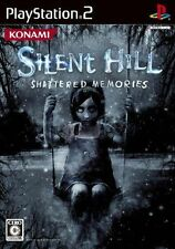 Used PS2 KONAMI  Silent Hill Shattered Memories  SONY PLAYSTATION JAPAN IMPORT