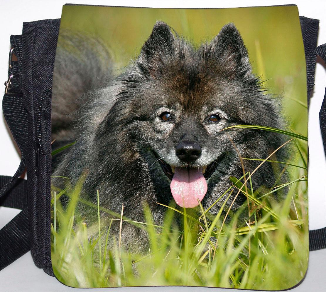 WOLFSSPITZ Spitz - Schwarze SCHULTERTASCHE Tasche Umhängetasche Umhängetasche Umhängetasche Bag 32 - WFS 01 | Sale Online Shop  | Verschiedene Stile und Stile  | Up-to-date Styling  ab8734