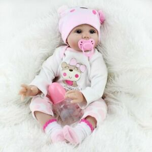 22-034-Reborn-Baby-Dolls-Real-Life-Like-Looking-Newborn-Baby-Girl-Doll-Clothe-Toy