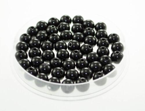 Collier, Lot 10 Perle imitation 10mm Noir perle de culture Creation Bijoux