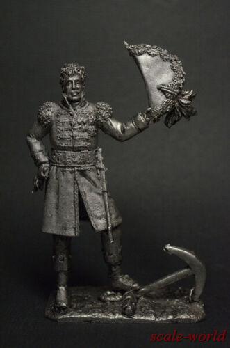 1//30 Tin soldier Murat in the form of Fleet Admiral figure metal soldiers 54mm
