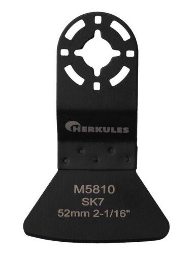 flexibel Schaber 52mm CV gekröpft für Fein Multi Master Bosch AEG