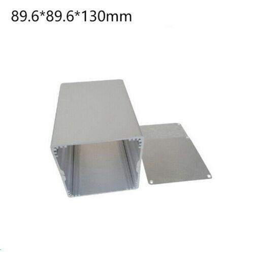 Aluminium Leergehäuse Metall Industriegehäuse Gehäuse Box Kasten Neu 5 Größen