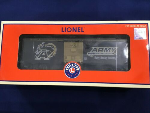 2008 Lionel 6-39285 U.S Military Academy at West Point Boxcar  L2454