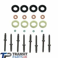 Genuine New Peugeot 1007 206 207 307 308 407 Injector Studs /& Nuts 198283//198263
