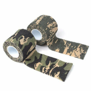 Self-adhesive Retractable Camouflage Decals Tap Hunting Bike Wild Adventure Hot
