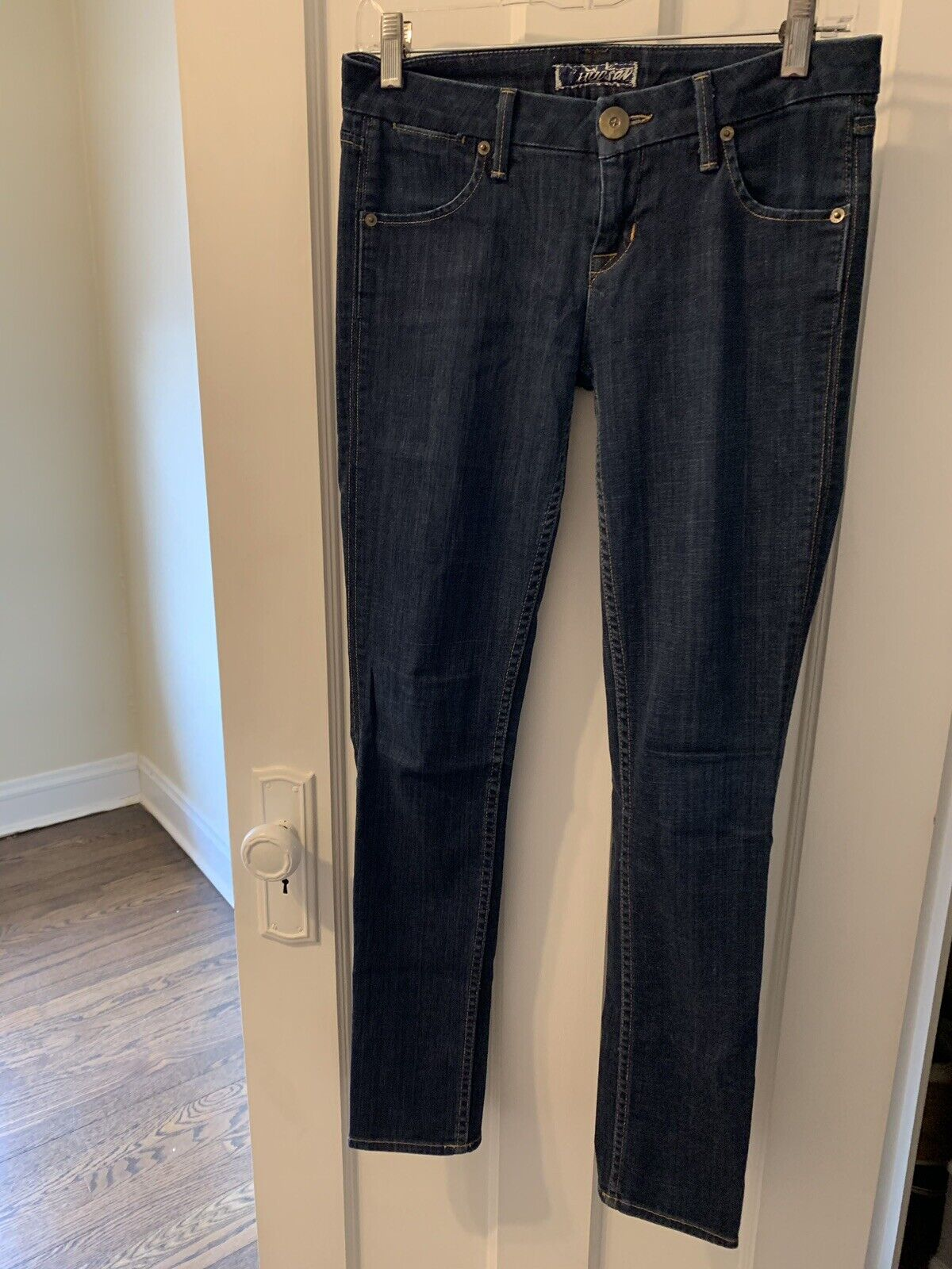 Hudson Jeans Skinny Leg Style W427DHA Women's Size 26 color PAC