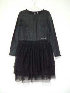 2158978f6c4 NAFNAF ☆ Robe noire pour une occasion Noël Fille 11 - 12 ans