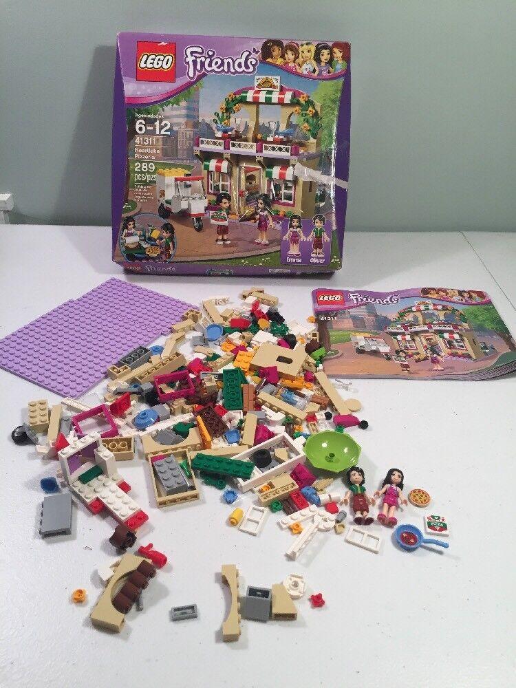 LEGO Friends 41311 Heartlake Pizzeria Unknown Completeness Level C1