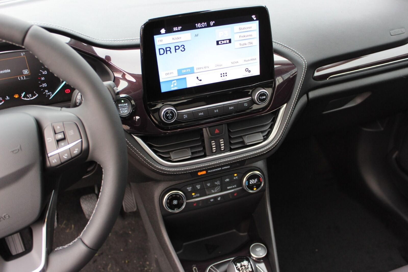 Ford Fiesta 1,0 SCTi 140 Vignale - billede 10