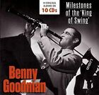 Milestones of The King of Swing Benny Goodman 4053796002914