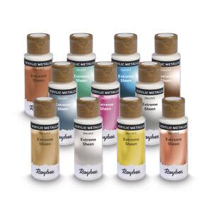 EXTREME-SHEEN-59-ml-Metallic-Efffekt-Farbe-RAYHER-Acrylfarbe-FARBWAHL