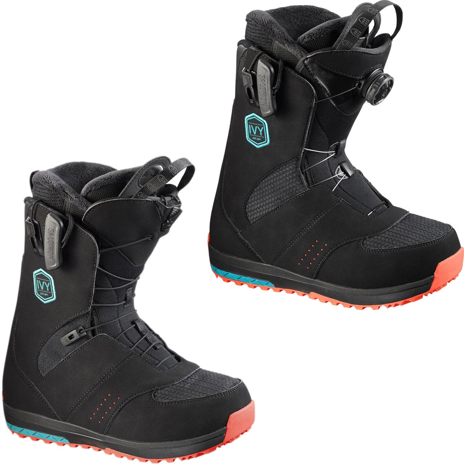 Ivy SolomonIvy boa zapatos de esquí femeninos botas de esquí botas de esquí nuevas