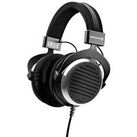 BeyerDynamic DT-990 Over-Ear 3.5mm Wired Headphones (Brushed Chrome)