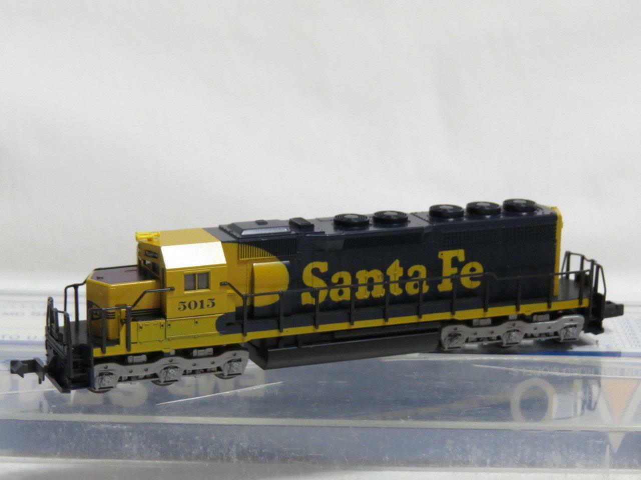KATO N skala 176 -201 ATSF Santa Fe SD40 Diesel Loco VTG  NOS