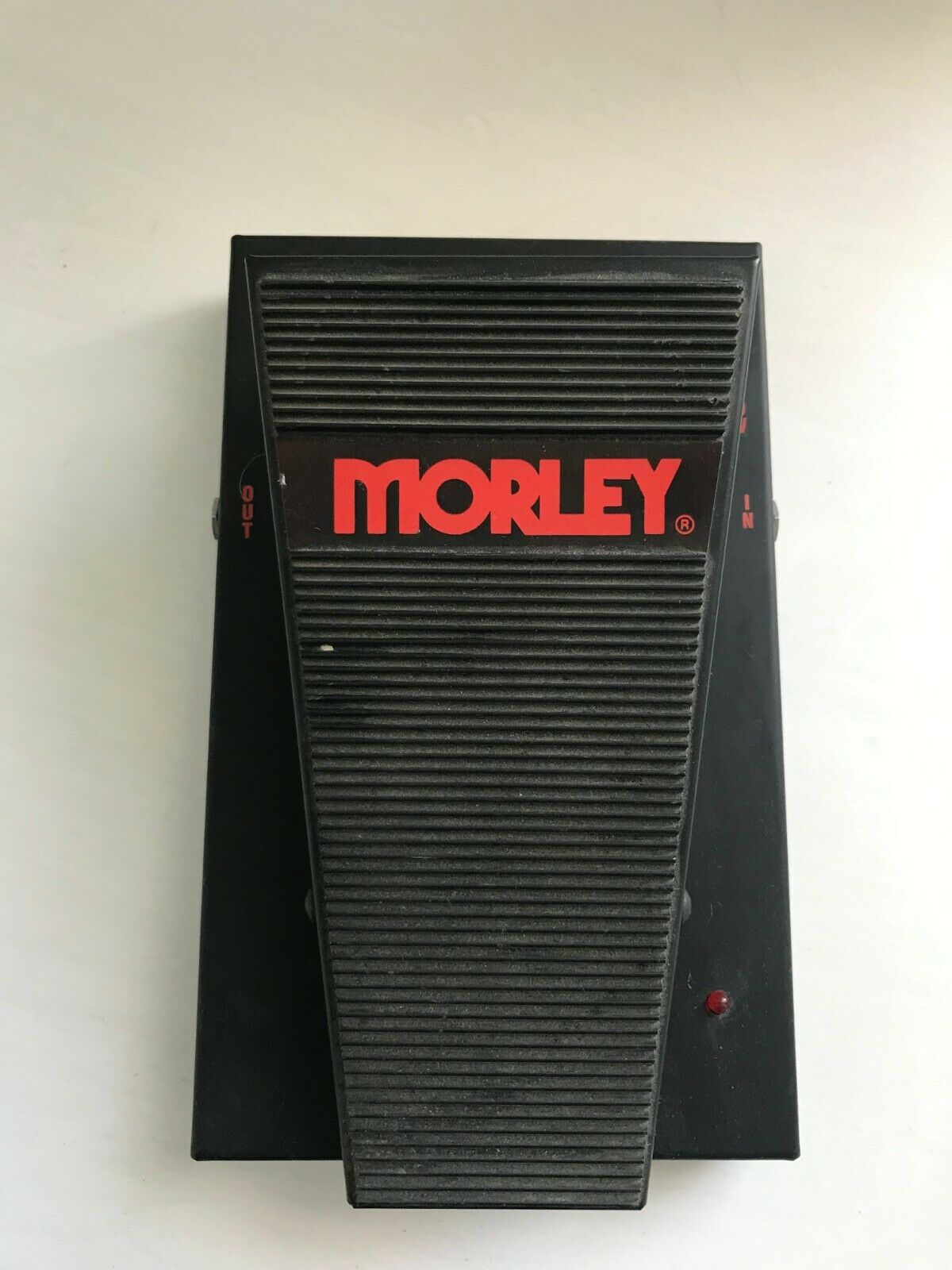MORLEY VAI-1 from japan Wah Pedal. Excellent condition