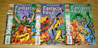 Fantastic Four: Fireworks #1-3 VF/NM complete series - marvel remix - inhumans