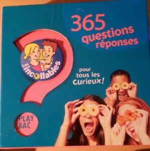 365 Questions Pour Tous Les Curieux (calendrier 200710) - Collectif Large SéLection;