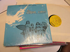 THE SURFER GIRLS 1978 ORIGINAL MOVIE SOUNDTRACK private SVS1001 SURF LP w/shrink