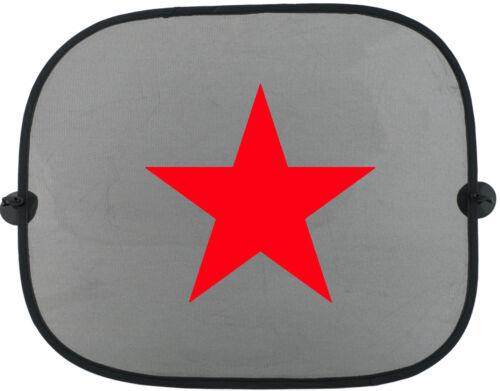 RED STAR Kinder Auto Sonnenschutz
