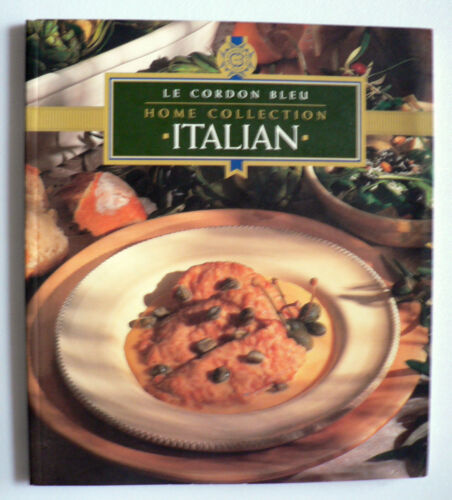 1 of 1 - Le Cordon Bleu Home Collection: Italian by Murdoch Books (Book, 1998)